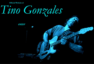 Tino Gonzales Webseite